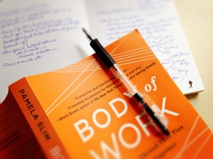 Body of Work: buy the book!